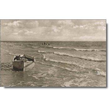"""2252 St. Peter-Ording - Postkarte """"Nordsee"""""""