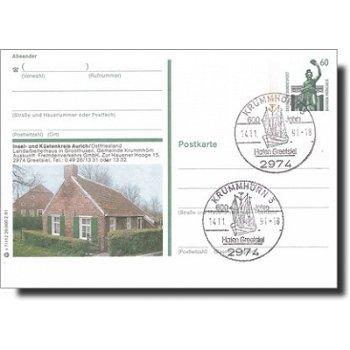 2974 Aurich/Ostfriesland - Bildpostkarte