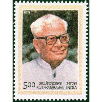 R. Venkataraman - Briefmarke postfrisch, Indien