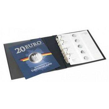 Lindner Vordruckalbum Publica M für 20 €-Münzen, Li 3536M