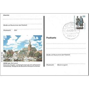 2950 Leer / Ostfriesland - picture postcard