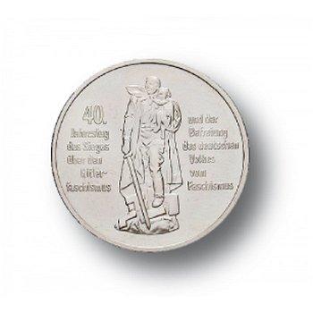 10-Mark-Münze 1985, 40 Jahre Befreiung vom Faschismus, DDR