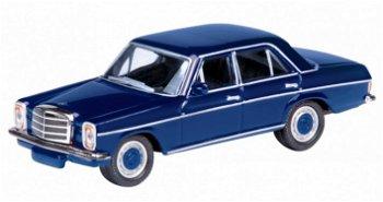 Modellauto:Mercedes-Benz /8 Limousine, blau(Schuco, 1:87)