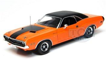 """Modellauto:Dodge Challenger R/T von 1970""""Fast & Furious""""(Greenlight, 1:18)"""