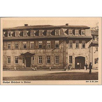 5300 Weimar - Bildpostkarte