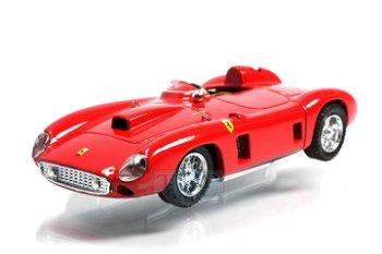 Modellauto:Ferrari 290 MM, rot(Best, 1:43)