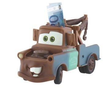 "Ford-Abschleppwagen ""Hook"" als Spardose - Film Cars 2 (Bullyland)"