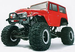 Toyota Land Cruiser - Bausatz(Tamiya, 1:10)