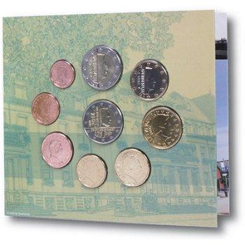 Kursmünzensatz 2014 - Luxemburg
