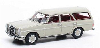 Modellauto:Mercedes-Benz /8 (W 115) - Binz Kombi - von 1974, grau(Matrix, 1:43)
