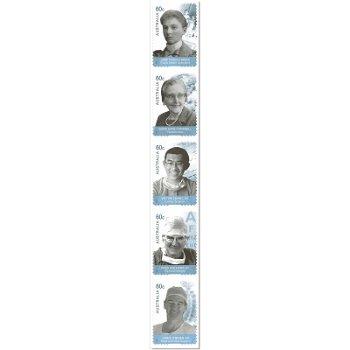 Krankenhausärzte – Briefmarken postfrisch, Katalog-Nr. 3726-3730, Australien
