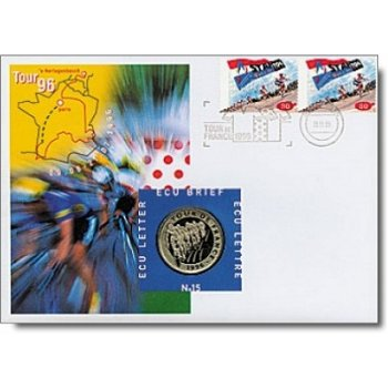 Tour de France 1996 - ECU-Brief, Niederlande