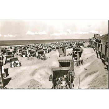 """2280 Westerland - Postkarte """"Strand"""""""
