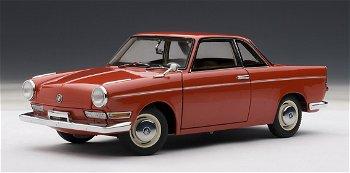 Modellauto:BMW 700 Sport Coupé, rot(AUTOart, 1:18)