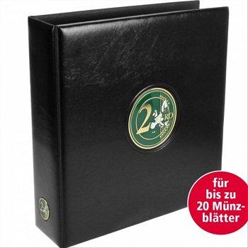 SAFE - Münz-Album Premium-Maxi, für 2 Euro Münzen, Safe 7362