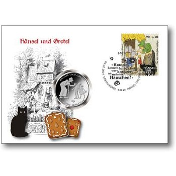 Hansel and Gretel - Numiscover, Germany