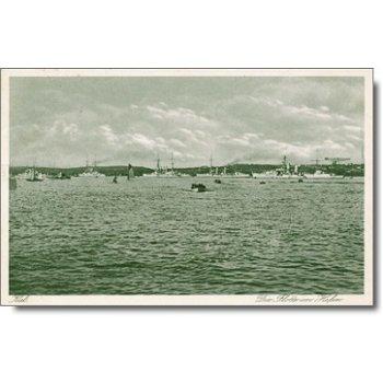 """2300 Kiel - Postkarte """"Hafen"""""""