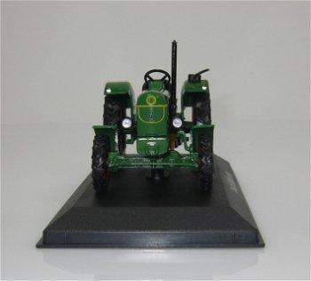 Modell-Traktor:Deutz D 8005 A von 1966(Atlas, 1:43)