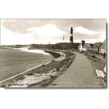 2284 Hörnum - Postcard & quot; Harbor & quot;