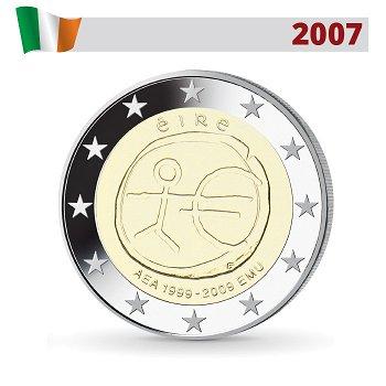 Wirtschafts- und Währungsunion, 2 Euro Münze 2009, Irland