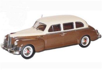 Modellauto:ZIS 110 - Russisches Taxi -von 1948(IXO Models, 1:43)