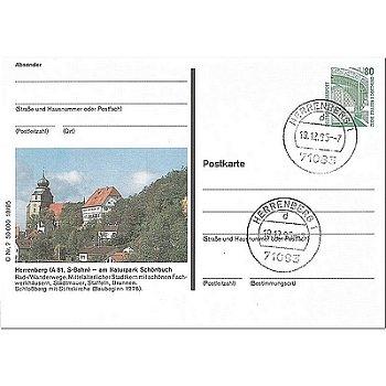 7033 Herrenberg - Bildpostkarte