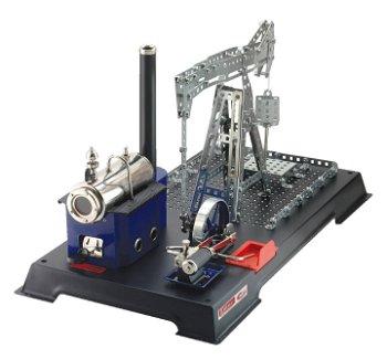 Dampfmaschine D 11 mit Ölpumpe - Bausatz(Wilesco)