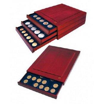 SAFE - Münzen-Schubladenelemet NOVA exquisite, für komplette Euro-Sätze in Dosen, 6839