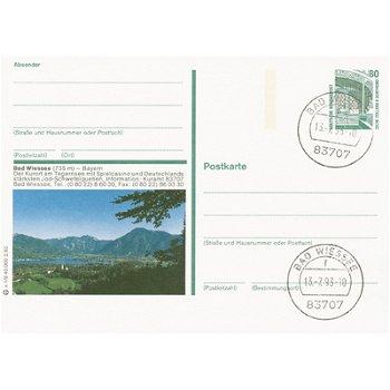 8182 Bad Wiessee - Bildpostkarte