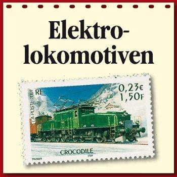 Elektrolokomotiven auf Briefmarken, Motivabonnement