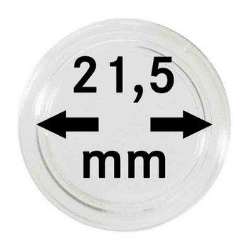 Münzkapseln,10er Pack für 5 €-Cent, LI 2250215P