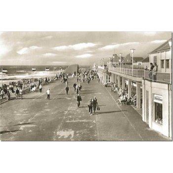 2280 Sylt - Postcard & quot; Promenade & quot;