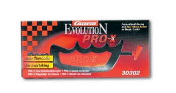 Slot Racing:PRO-X Mechanischer Geschwindigkeitsregler(Carrera Evolution, 30302)
