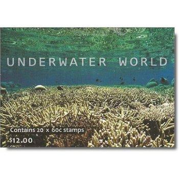 Unterwasserwelt: Nacktkiemer – Briefmarkenheftchen postfrisch, Katalog-Nr. 3749-3751, Australien