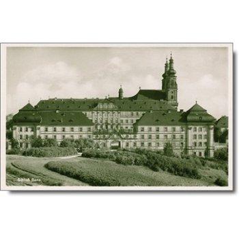 8621 Banz - Postcard & quot; Castle & quot;