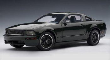 Modelaluto:Ford Mustang GT 2008 - Bullit -(AUTOart, 1:18)