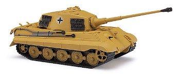 Modell-Panzer:Königstiger - Henschel Turm -(Busch, 1:87)