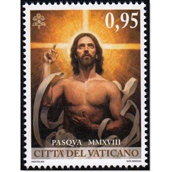 Ostern 2018 - Briefmarke postfrisch, Vatikan
