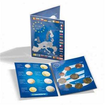 Münzkarte für 1 Euro-Kursmünzensatz, Leuchtturm 315678