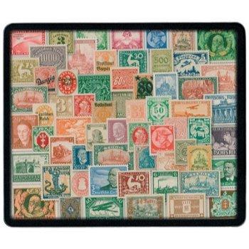 Briefmarken-Mauspad - Klassik