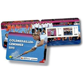 Hockey - Sporthilfe-Markenheftchen, postfrisch
