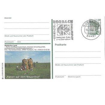 3540 Korbach - picture postcard