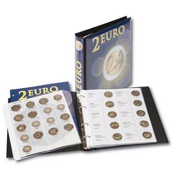 Lindner Vordruckalbum 2-Euro-Münzen, alle Euro-Länder (chronologisch bis Spanien 2012), Band 1, LI 1