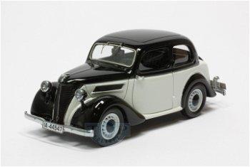 Modellauto:Ford Eifel, schwarz-weiß(NEO, 1:43)