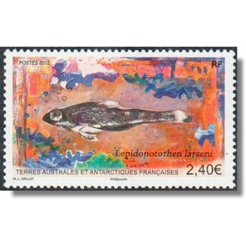 Tiefseefisch - Briefmarke postfrisch, Katalog-Nr. 779, TAAF