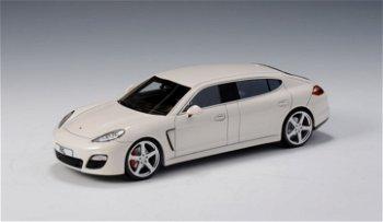 Modellauto:RUF Porsche Panamera RXL, weiß(GLM, 1:43)