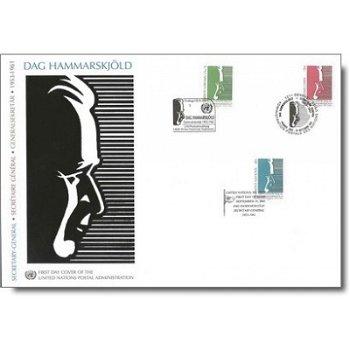40. Todestag von Dag Hammarskjöld, Trio-Brief, UNO