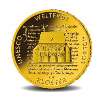 Kloster Lorsch, 100 Euro Goldmünze 2014, Deutschland
