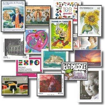 Inventurlot - Große Briefmarkenmischung, LOT B