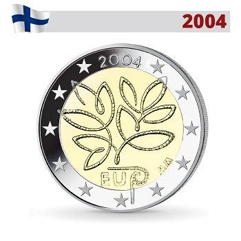 2 Euro Münze 2004, EU-Erweiterung, Finnland